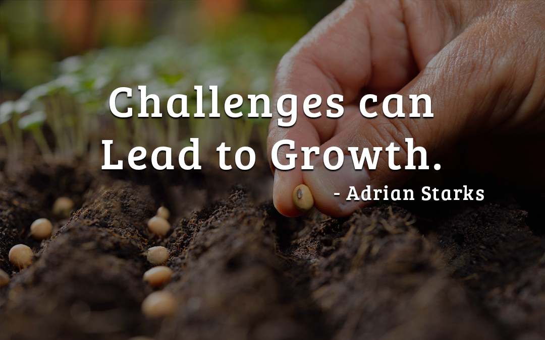 Challenges Can Lead To Growth